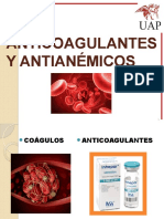ANTICOAGULANTES-_ANTIANEMICOS