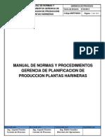 Manual Definitivo de Harineras 2014
