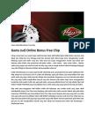 Game Judi Online Bonus Free Chip