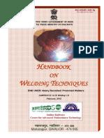 Handbook on Welding Techniques(2)