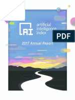 2017 AI Index Report