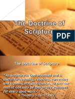 03 08 the Doctrine of Scripture