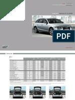 Tarif Client Audi A4