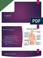 lupuspresnetation