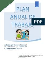 Plan Anual de Tuberculosis