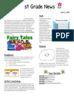 first grade news 29