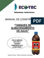 Manual de Construccion Tanques de Almacenamiento de Agua