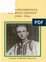 Ion Mota - Corespondenta cu Welt Dienst (Serviciul Mondial) ed. 2 - prefata si coperti