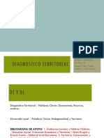 2. Diagnostico Territorial