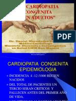 Cardiopatia Congenita en Adultos