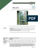 Apostila Miconic LX FA-1