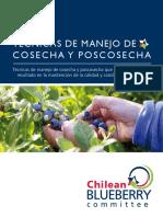 Manual de Tecnicas de Manejo de Cosecha y Postcosecha en Arandanos
