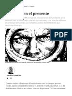 Distopías en El Presente -Convertini