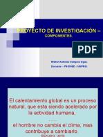 Proy. Inv. Walter Campos