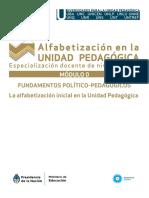 AIfabetización en La Unidad Pedagógica
