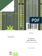 AGAWU, K. - La música como discurso.pdf