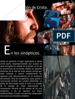 Relatos de La Pasion
