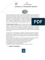 Guía 1 Conceptos Esenciales de La Investigación Científica