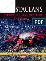 Crustaceans Structure, Ecology and Life Cycle