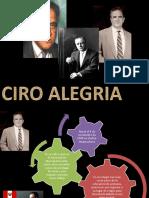 Ciro Alegria Exposicion