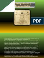 Antropometria Y Ergonometria