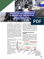 Frecuencia de Optima de Remplazo o Mantenimiento Preventivo - Predictiva21e24