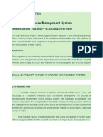 Online Pharmacy Management
