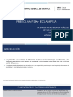 Preclampsia Eclampsia