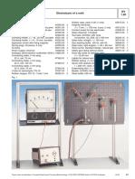 Electrolysis of a Melt - Dien Phan Nong Chay