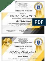 Award Certificates by Sir Tristan Asisi.docx