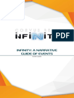 Infinity Narrative Guide
