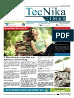Biotecnika - Newspaper 13 Dec 2017