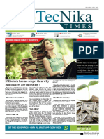 Biotecnika - Newspaper 13 Dec 2017