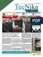 Biotecnika - Newspaper 6 February 2018