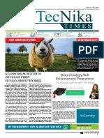 Biotecnika - Newspaper 27 February 2018