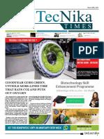 Biotecnika - Newspaper 20 March 2018