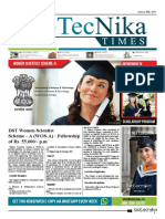 Biotecnika - Newspaper 30 January 2018