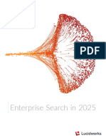Lucidworks Enterprise Search in 2025