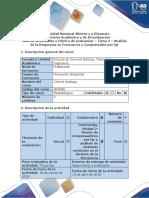 Guia de Actividades y rúbrica de evaluación - Tarea 2 - Analisis de la Respuesta en Frecuencia y Compensador por lgr.docx