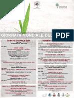 Giornata Mondiale della Terra - Brescia 2018