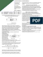 El Flujo de Los Fluidos y La Ecuación de Bernoulli