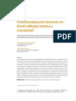 01 Profesionalización Docente en Brasil