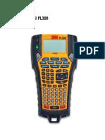 etiquetador pl300 3M