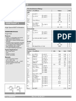 Igbt2 273A, 1200v, SKM200GB12F4SiC3 Modulo C-d
