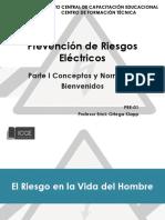 Prevencion de Riesgos Electricos Parte 1