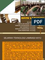 Kayu Laminasi