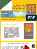 Cámara Panameña de Energía Solar