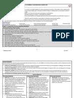 kindergarten unit 6 outline overview 2017