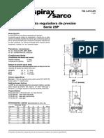 Reguladora 25P spirax sarco.pdf
