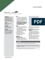 Basf Product Bulletin Color Coat